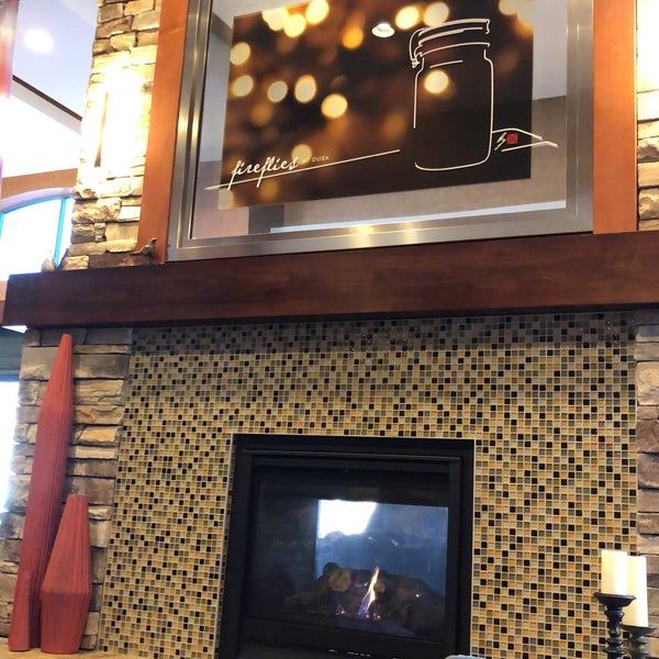 Photo Taken At Hilton Garden Inn Oklahoma City Bricktown By Hunter P. On 3