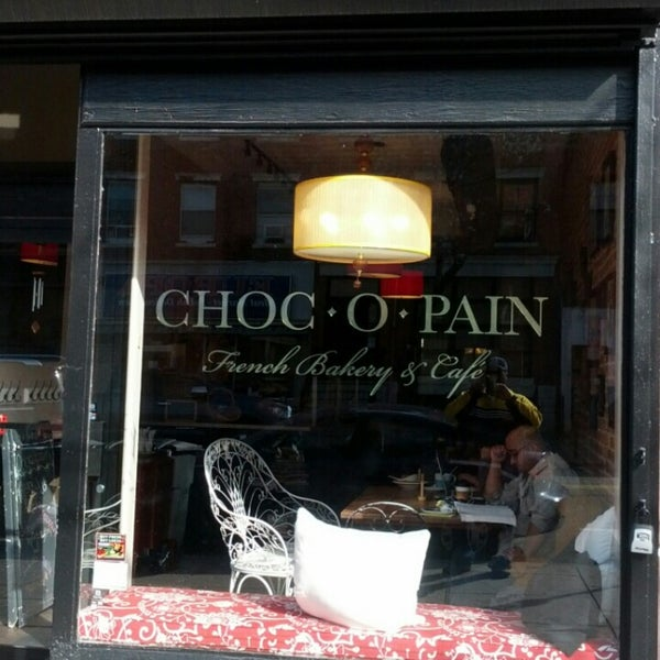 Choc O Pain - Bakery in Jersey City