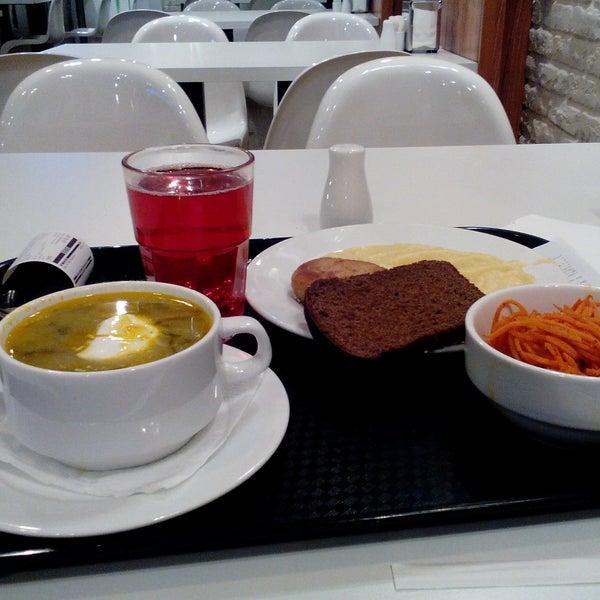 Вкусно, удобно и домашняя еда. Хорошая столовая, после 17 часов скидка!