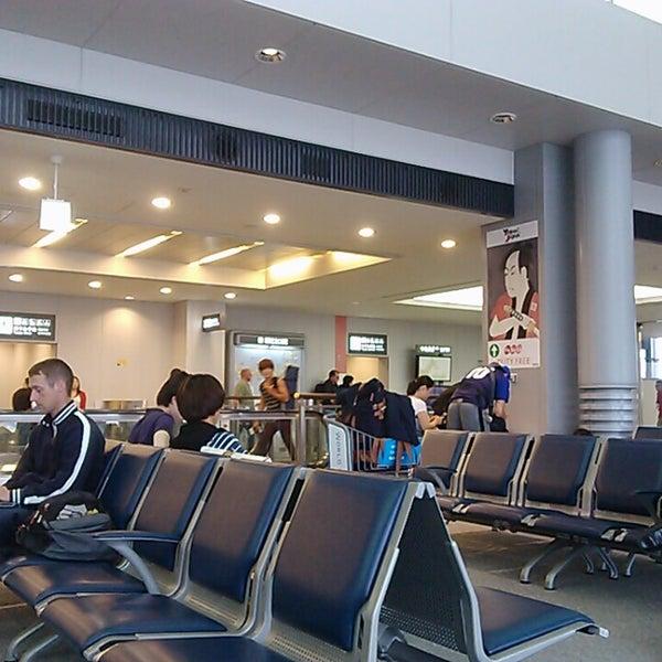 Photo taken at Narita International Airport (NRT) by Seo-hee K. on 6/12/2013