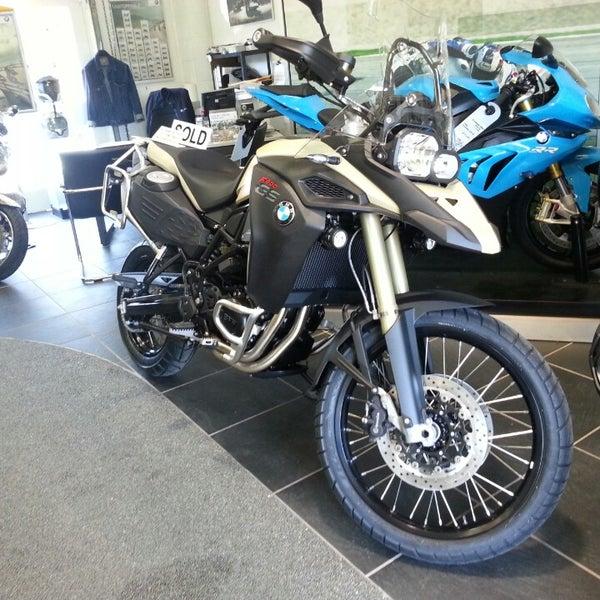 photos at bmw motorcycles dorchester - 1 tip