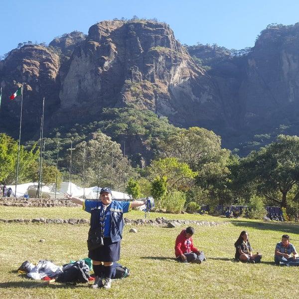 Foto tirada no(a) Campo Escuela Scout Meztitla por Jacky Q. em 11/19/2017