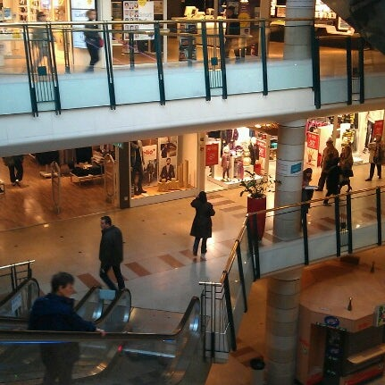Photo taken at City 2 Shopping Mall by Laurenţiu P. on 10/19/2012