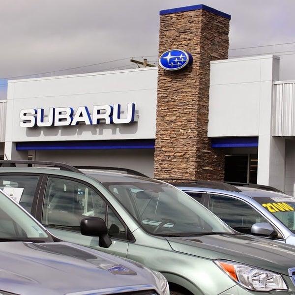 Subaru Dealership Portland >> Bud Clary Subaru - Downtown Longview - Longview, WA