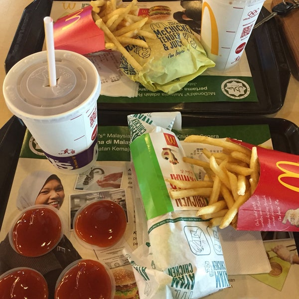 Photo taken at McDonald's by MissPinah on 11/10/2016