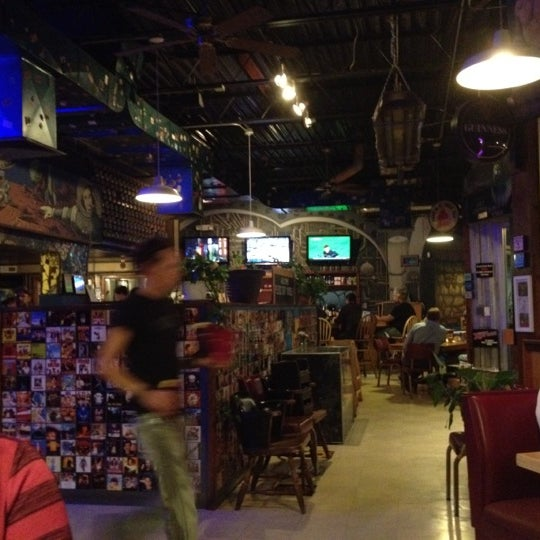 Asheville Pizza And Brewing Game Room