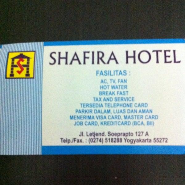 Photos At Hotel Shafira Yogyakarta Di Yogyakarta