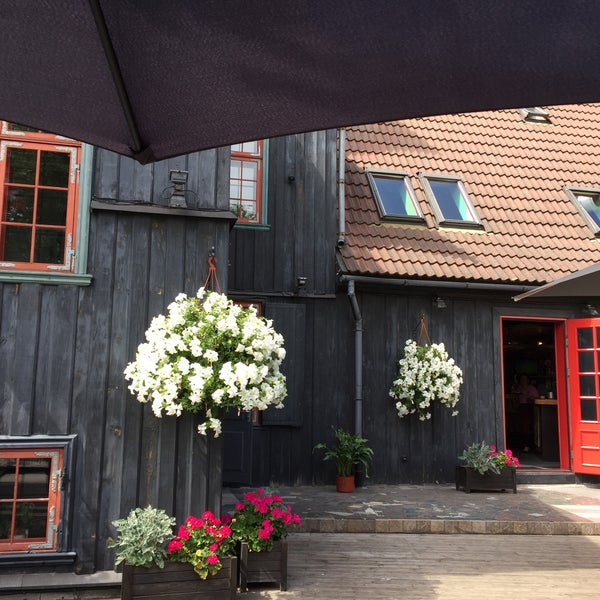Photo taken at Pastnieka māja by Zane T. on 7/23/2017