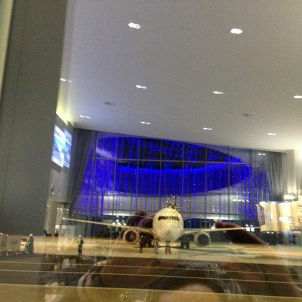 12/23/2012にYusuke N.が岩国錦帯橋空港 / 岩国飛行場 (IWK)で撮った写真