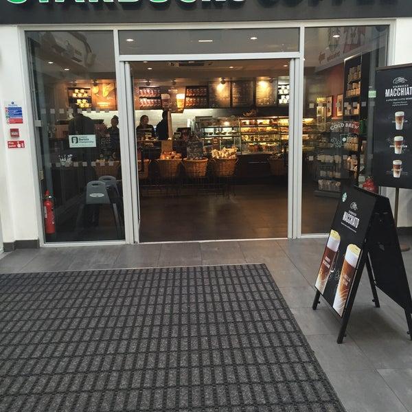 Photo taken at Starbucks by graham b. on 3/17/2016