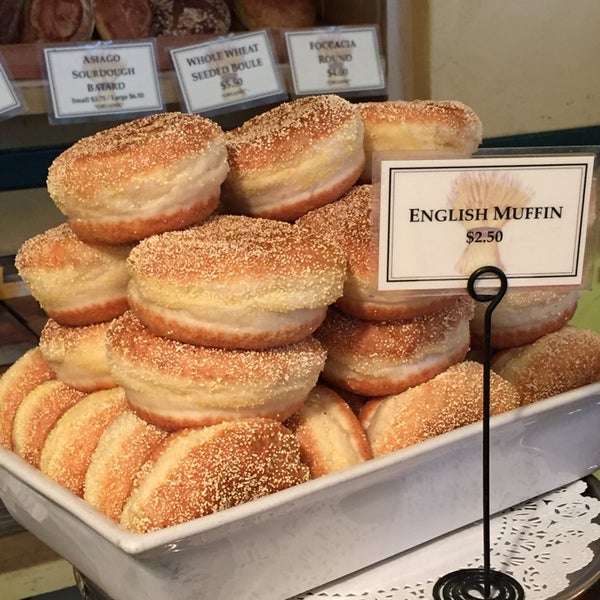 Photo taken at The Model Bakery by Steve M. on 11/9/2014