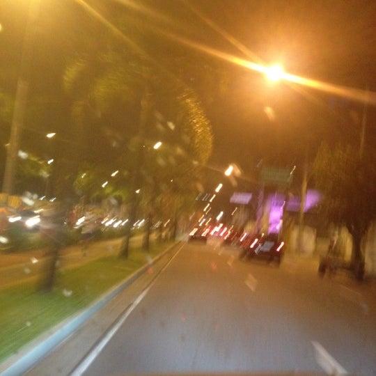 Photo taken at Avenida Presidente Kennedy by Rodolpho P. on 4/10/2012
