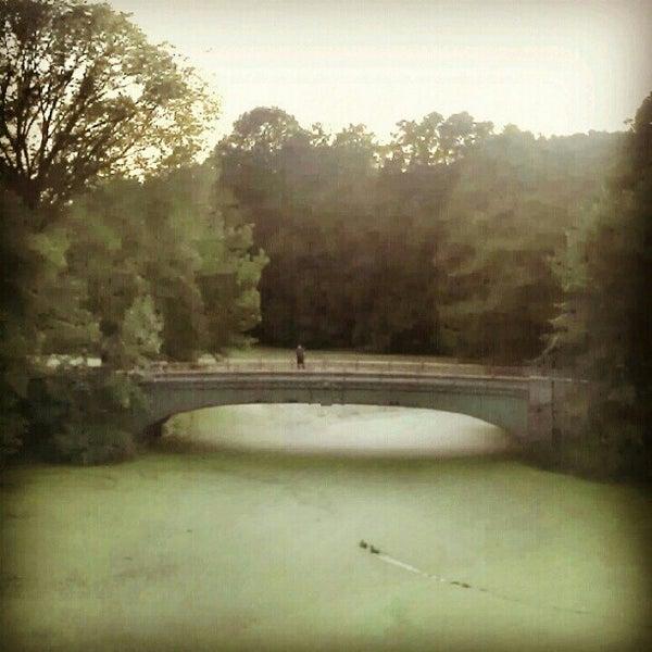 Photo taken at Prospect Park Boathouse & Audubon Center by Jes on 8/30/2012