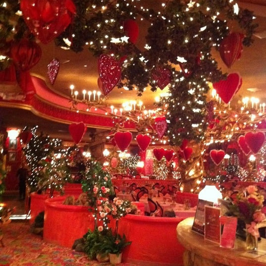 Photo taken at Madonna Inn by Rhonda R. on 2/10/2012