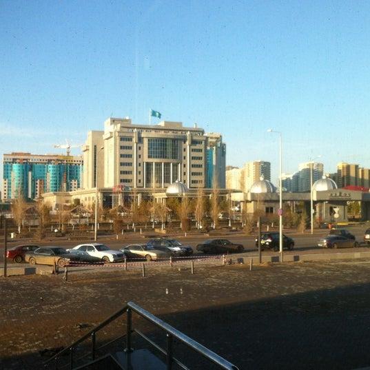 4/5/2012 tarihinde Serkan K.ziyaretçi tarafından Rixos President Astana'de çekilen fotoğraf