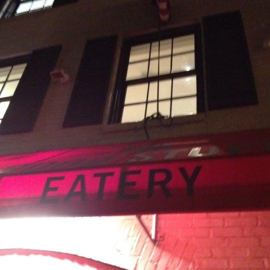 Das Foto wurde bei Good Stuff Eatery von Bob B. am 2/14/2012 aufgenommen