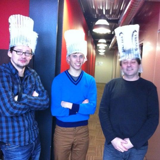 Photo taken at SBS Belgium by Bart G. on 2/28/2012