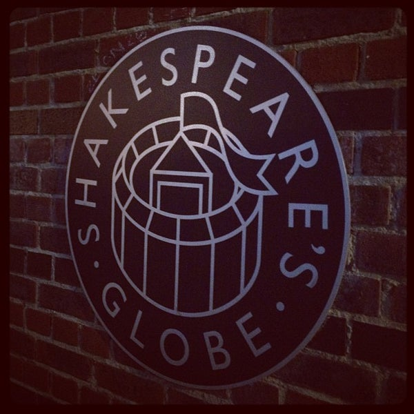 Photo taken at Shakespeare's Globe Theatre by Trent V. on 2/23/2012