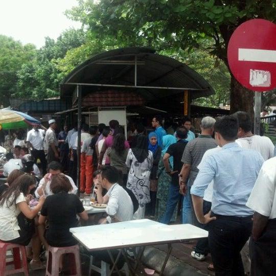 Photo taken at Bangsar Fish Head Corner by SAM M. on 2/23/2012