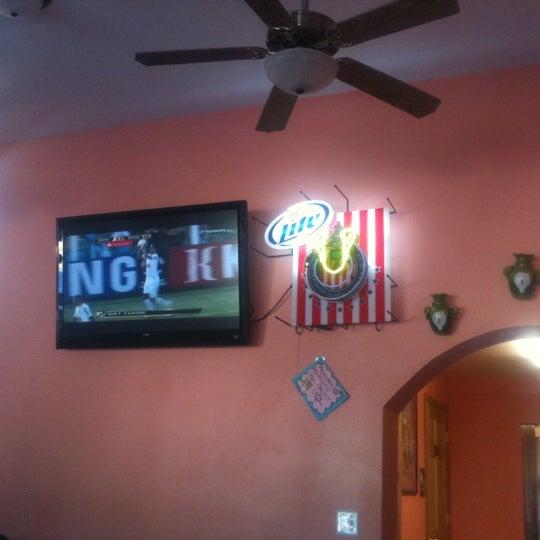 Photo taken at Taquería Guadalajara by David J. on 6/12/2012