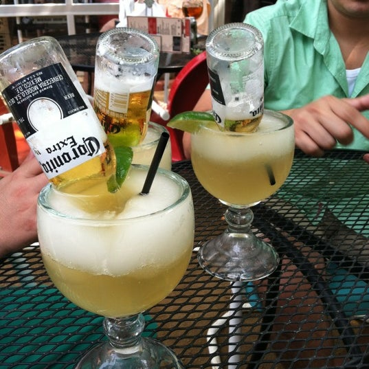 Photo taken at Katy Trail Ice House by K F. on 6/10/2012