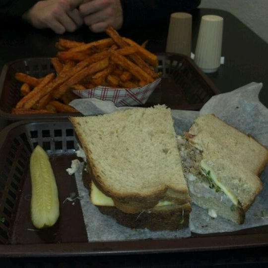 Photo taken at Big G's Deli by Deb P. on 5/4/2012