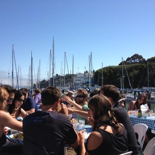 Photo taken at Sam's Anchor Cafe by John C. on 7/14/2012