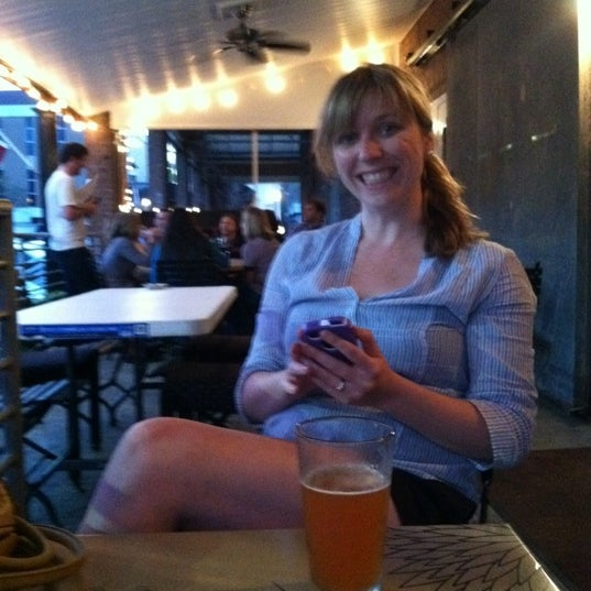 Photo taken at Joel Lane's Public House by Harmony S. on 3/21/2012