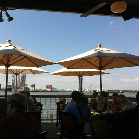 Photo taken at Fisherman's Wharf by Becky C. on 4/8/2012