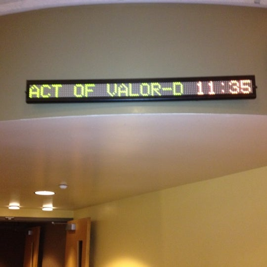 Photo taken at AMC Victoria Gardens 12 by John R. on 3/1/2012