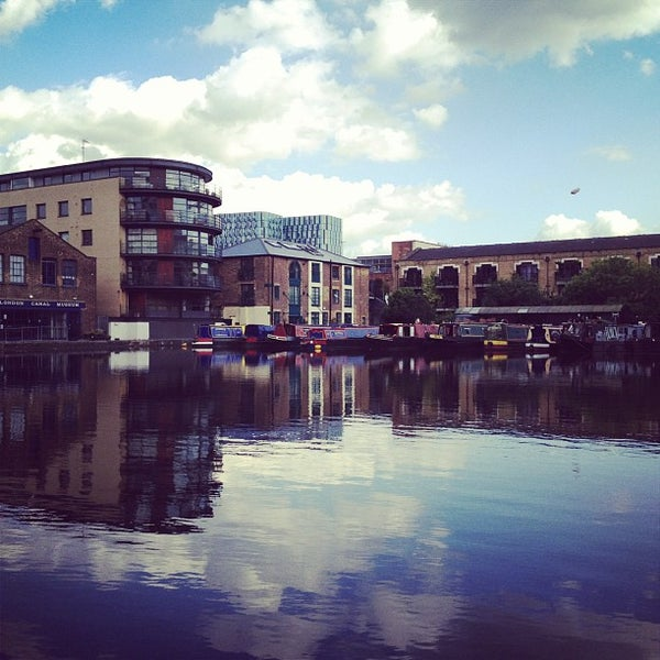 Photo taken at London Canal Museum by Petr S. on 6/13/2012