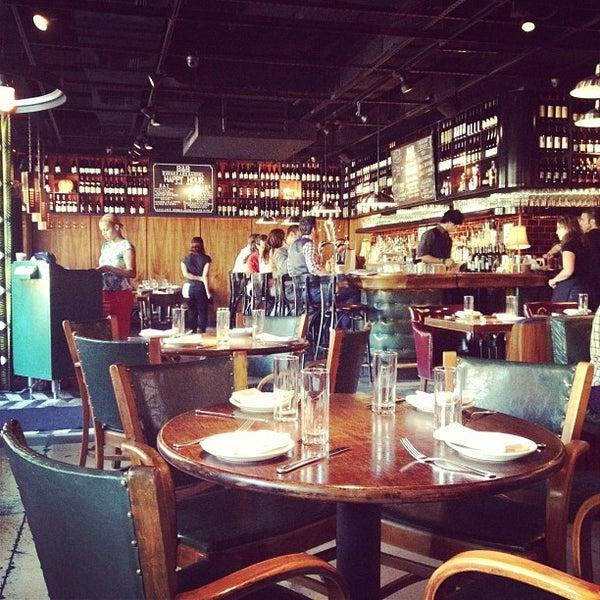 Photo taken at B & B Winepub by Rodney Antonio R. on 7/10/2012