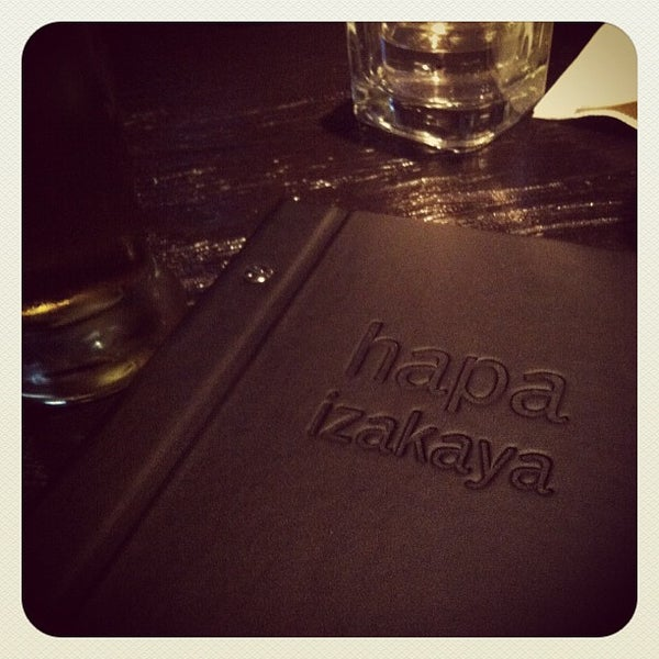 Hapa Izakaya Vancouver: Japanese Restaurant In West End