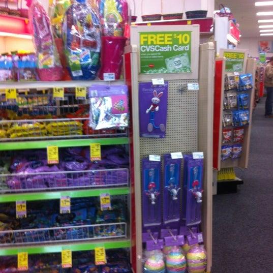 Photo taken at CVS/pharmacy by sandra a. on 2/26/2012
