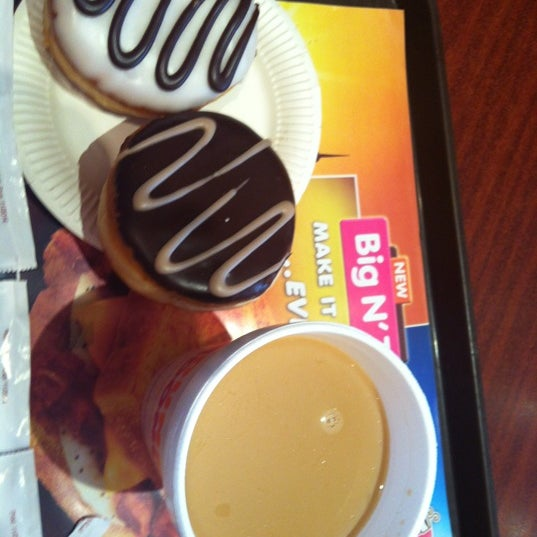 Photo taken at Dunkin Donuts by Shane M. on 6/3/2012