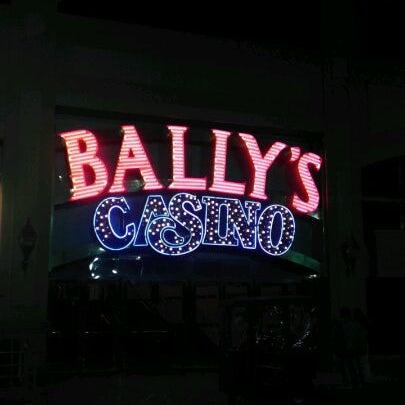 Photo taken at Bally's Casino & Hotel by Greg B. on 5/11/2012