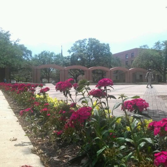 Photo taken at The Quad by Kalani H. on 4/10/2012