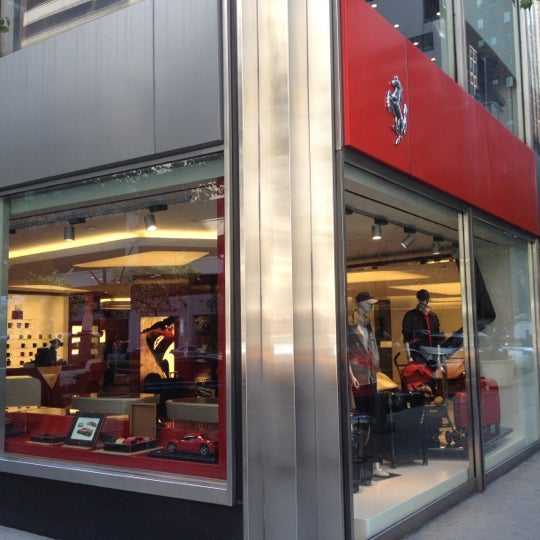 Ferrari Dealership Ny