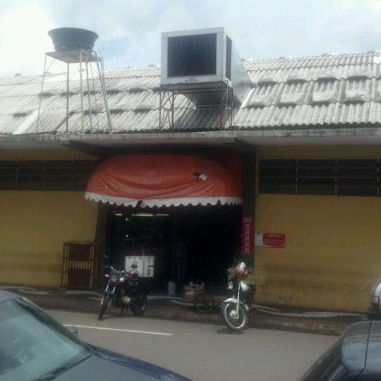 Photo taken at Mercado Municipal Antônio Valente by Suintila V. on 2/18/2012