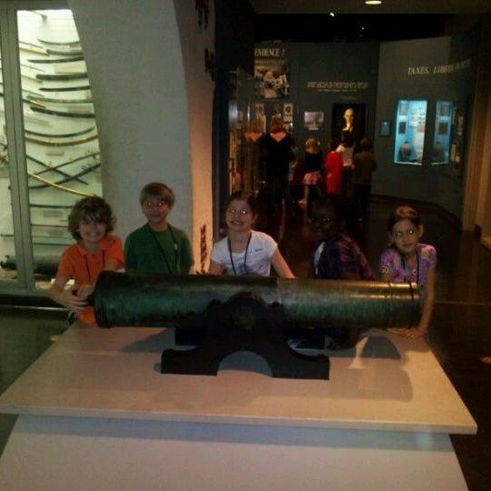Photo taken at The Charleston Museum by Rhett R. on 3/2/2012