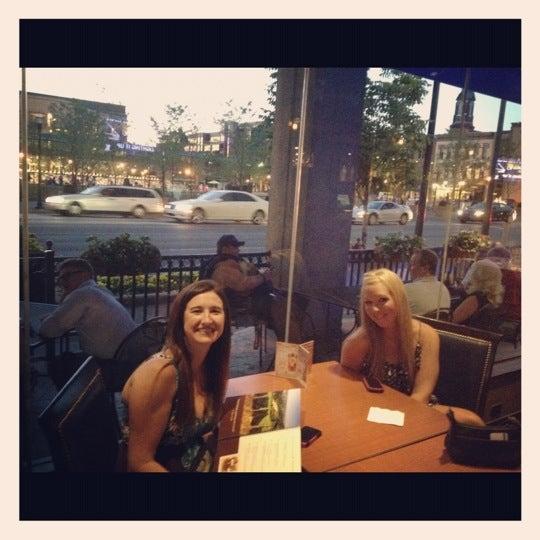 Photo taken at Bigg Blue Martini by Jason P. on 6/10/2012