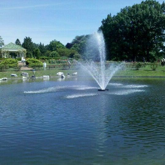 Photo taken at Hershey Gardens by Charlene J. on 6/14/2012