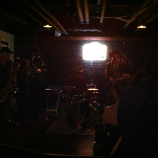 Photo taken at Bourbon House by Jose R. on 5/6/2012
