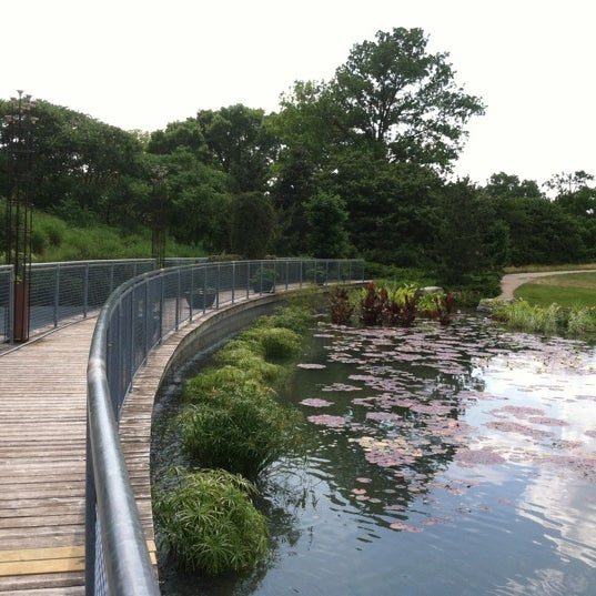 Photo taken at Garfield Park Conservatory by Noy F. on 6/16/2012