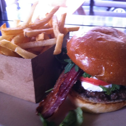 Photo taken at Chop House Burger by Scott V. on 3/3/2012