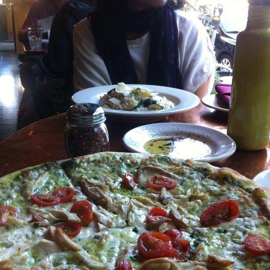 Photo taken at Caffe DeLucchi by Abhishek G. on 6/10/2012