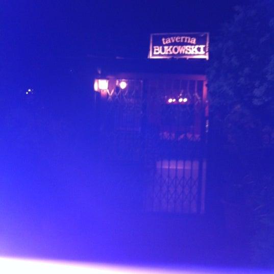 Photo taken at Taverna Bukowski by Fabiana on 6/16/2012