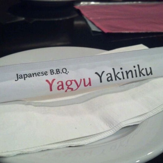 Photo taken at Yagyu by Daryl M. on 3/1/2012