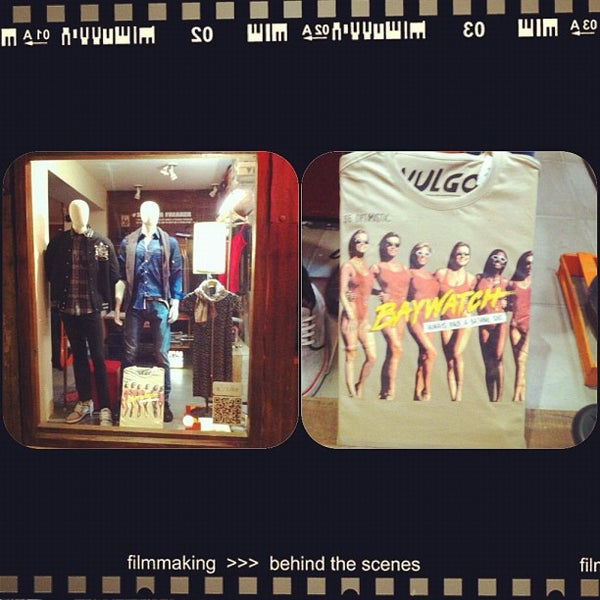 Photo taken at Vulgo Flagship Store by Henrique M. on 6/13/2012