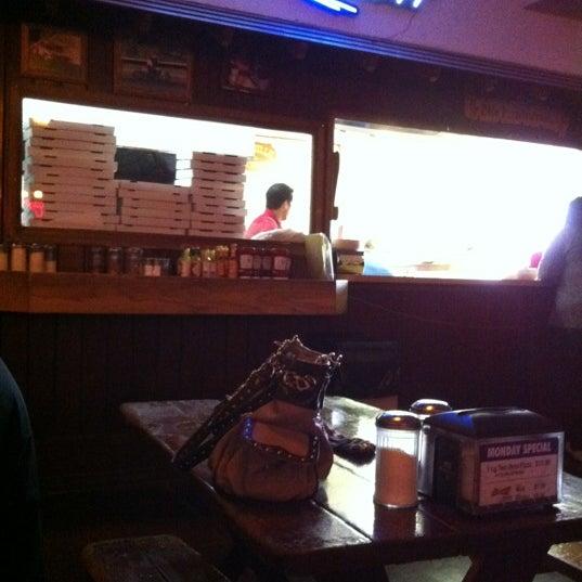 Photo taken at Pizzaville USA by Edward M. on 4/15/2012